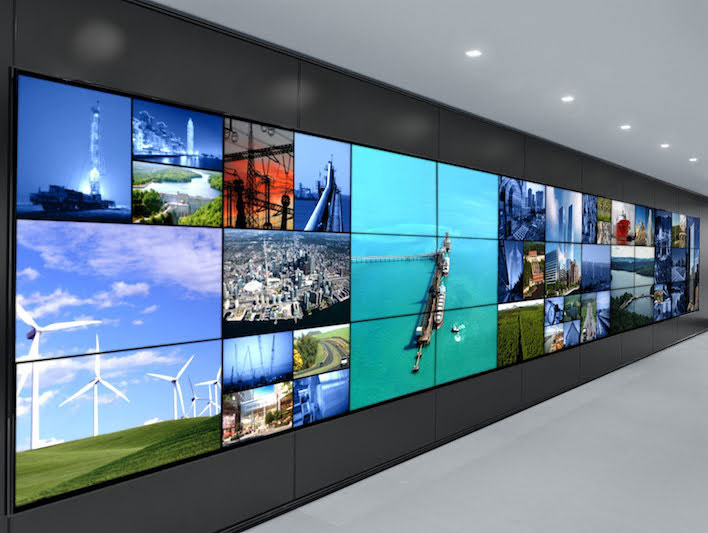 Indoor LED Video Walls